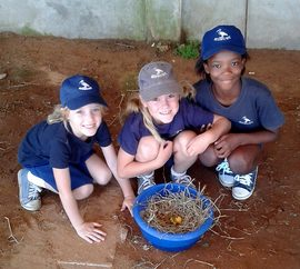 Amakhala Safari Lodge   Volunteers    (6)